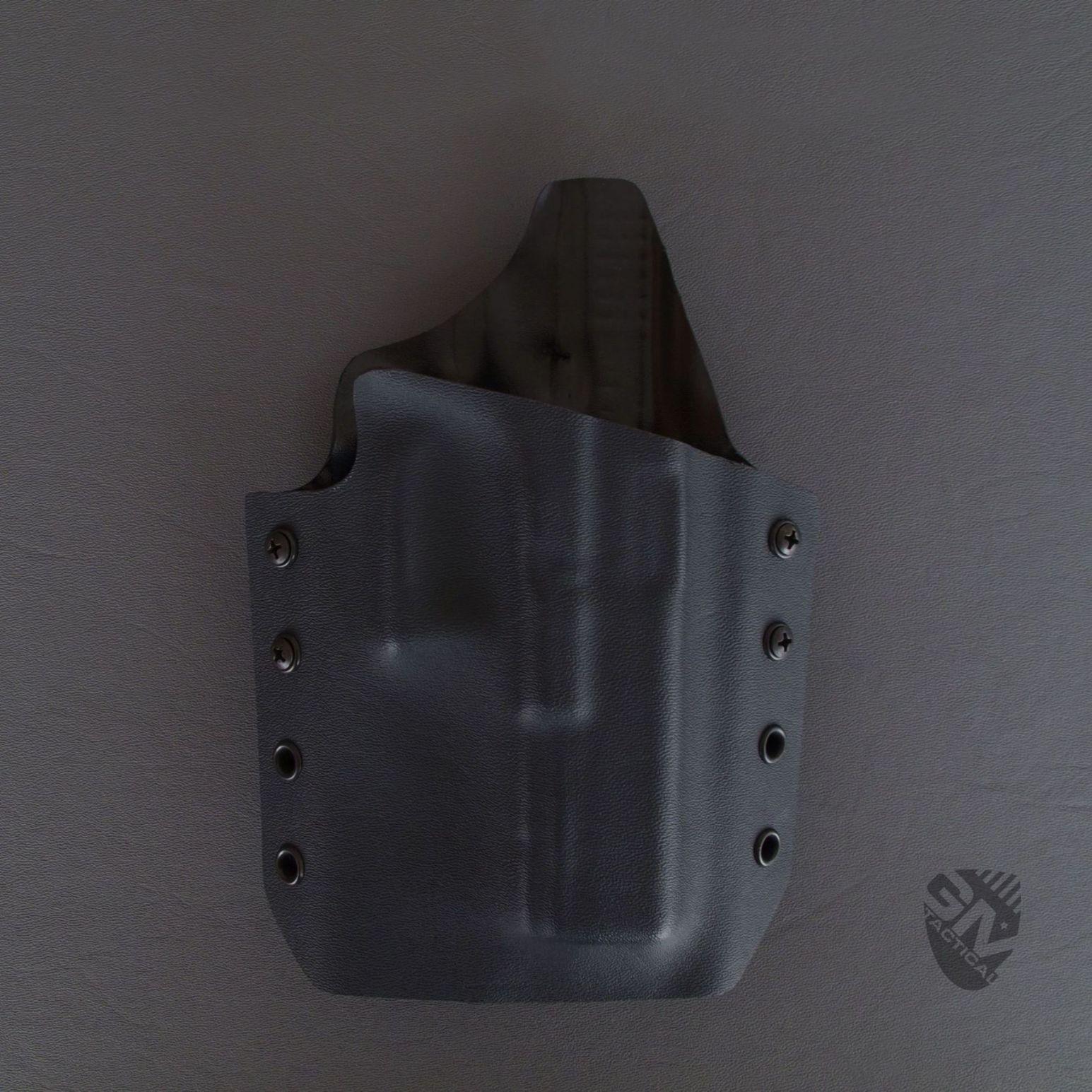 GM Tactical Glock 20 Kydex Holster - Black